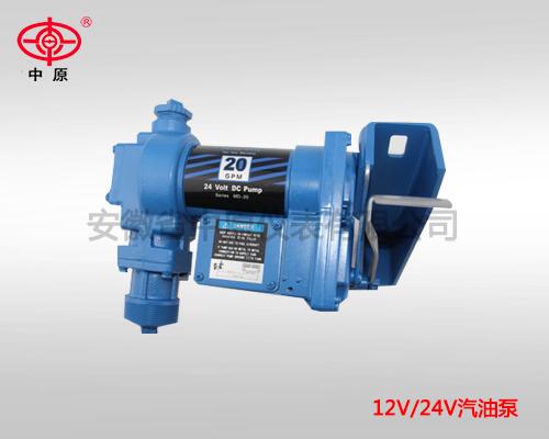 12v/24v汽油泵