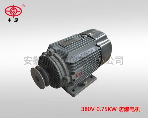 380v 0.75kw 防爆电机